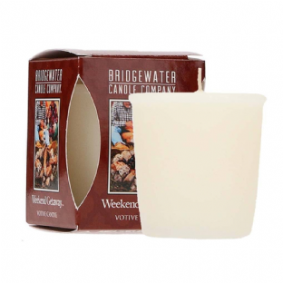 Weekend Getaway Boxed Votive Candle